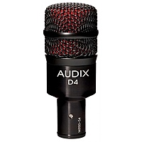 Инструментальный микрофон Audix D4