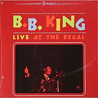 Виниловая пластинка B.B. KING-LIVE AT THE REGAL