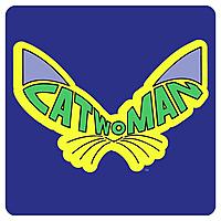 Подставка Batman - Catwoman