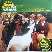 Виниловая пластинка BEACH BOYS - PET SOUNDS (MONO)