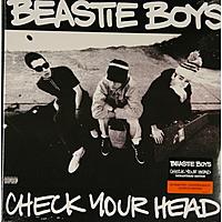 Виниловая пластинка BEASTIE BOYS-CHECK YOUR HEAD (2LP, 180 GR)