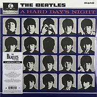 Виниловая пластинка BEATLES - A HARD DAY`S NIGHT (MONO)