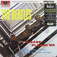 Виниловая пластинка BEATLES - PLEASE PLEASE ME (180 GR)