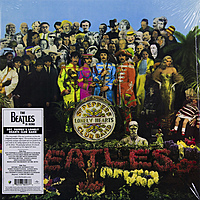 Виниловая пластинка BEATLES - SGT. PEPPER'S LONELY HEARTS CLUB BAND (MONO)