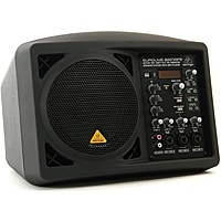 Профессиональная активная акустика Behringer EUROLIVE B207MP3