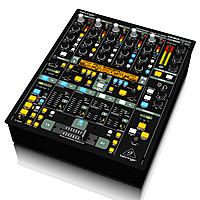 DJ микшерный пульт Behringer DDM 4000