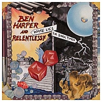 Виниловая пластинка BEN HARPER - WHITE LIES FOR DARK TIMES (2 LP)