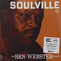 Виниловая пластинка BEN WEBSTER - SOULVILLE (180 GR)