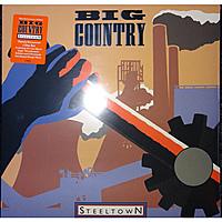 Виниловая пластинка BIG COUNTRY - STEELTOWN (2 LP)