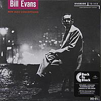 Виниловая пластинка BILL EVANS - NEW JAZZ CONCEPTIONS (180 GR)