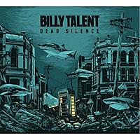 Виниловая пластинка BILLY TALENT - DEAD SILENCE (2 LP+CD)