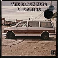 Виниловая пластинка BLACK KEYS - EL CAMINO