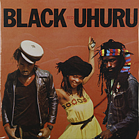 Виниловая пластинка BLACK UHURU - RED