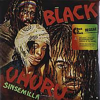 Виниловая пластинка BLACK UHURU - SINSEMILLA (180 GR)