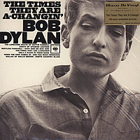 Виниловая пластинка BOB DYLAN - THE TIMES THEY ARE A-CHANGIN'