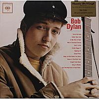 Виниловая пластинка BOB DYLAN - BOB DYLAN (180 GR)