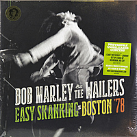Виниловая пластинка BOB MARLEY - EASY SKANKING IN BOSTON '78 (2 LP)