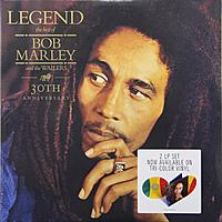 Виниловая пластинка BOB MARLEY - LEGEND (2 LP)