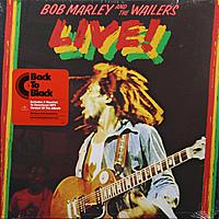 Виниловая пластинка BOB MARLEY - LIVE! (180 GR)