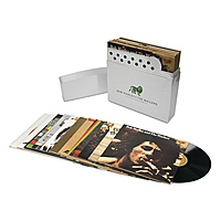 Виниловая пластинка BOB MARLEY - THE COMPLETE ISLAND RECORDINGS (12 LP BOX)