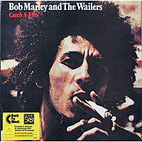 Виниловая пластинка BOB MARLEY & THE WAILERS-CATCH A FIRE -180 GR-