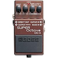 Педаль эффектов BOSS OC-3