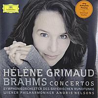 Виниловая пластинка BRAHMS - PIANO CONCERTOS (2 LP)