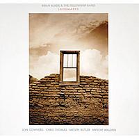 Виниловая пластинка BRIAN BLADE - LANDMARKS (2 LP)