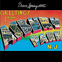 Виниловая пластинка BRUCE SPRINGSTEEN - GREETINGS FROM ASBURY PARK, N.J.