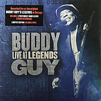 Виниловая пластинка BUDDY GUY - LIVE AT LEGENDS (2 LP)