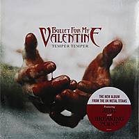 Виниловая пластинка BULLET FOR MY VALENTINE - TEMPER TEMPER