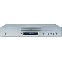 "Cambridge Audio Azur 540D Юбиляр презентация. Журнал ""ЭРА DVD"""