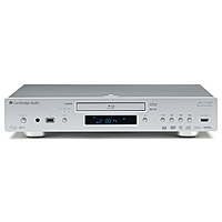 "Супергерой. Blu-ray проигрыватель Cambridge Audio Azur 752BD, обзор. Портал ""www.hifinews.ru"""