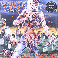 Виниловая пластинка CANNIBAL CORPSE - EATEN BACK TO LIFE (180 GR)