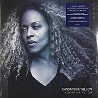 Виниловая пластинка CASSANDRA WILSON - COMING FORTH BY DAY (2 LP)