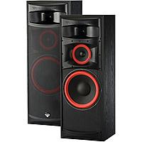 "Напольная акустика Cerwin-Vega XLS-12, обзор. Журнал ""Салон AudioVideo"""