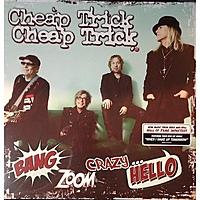 Виниловая пластинка CHEAP TRICK - BANG ZOOM CRAZY...HELLO