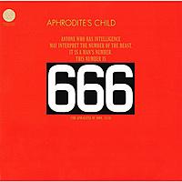 Виниловая пластинка APHRODITE'S CHILD - 666 (2 LP)