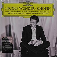 Виниловая пластинка CHOPIN - RECITAL (2 LP, 180 GR)