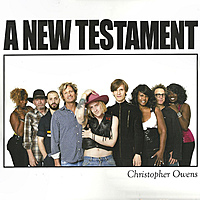 Виниловая пластинка CHRISTOPHER OWENS - A NEW TESTAMENT (LP + CD)