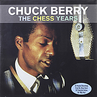 Виниловая пластинка CHUCK BERRY - BEST OF THE CHESS YEARS (2 LP)