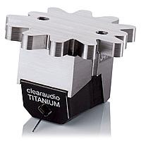 Головка звукоснимателя Clearaudio Titanium V2