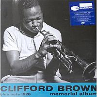 Виниловая пластинка CLIFFORD BROWN - MEMORIAL ALBUM