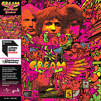 Виниловая пластинка CREAM - DISRAELI GEARS (HALF SPEED VINYL)