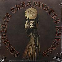 Виниловая пластинка CREEDENCE CLEARWATER REVIVAL - MARDI GRAS