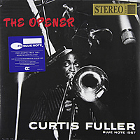 Виниловая пластинка CURTIS FULLER - THE OPENER (180 GR)