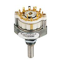 Селектор аудиовходов DACT CT3-3-4/Wire