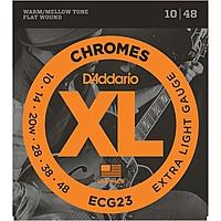 Гитарные струны D'Addario ECG23 (для электрогитары)