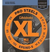 Гитарные струны D'Addario EPS160-5 (для бас-гитары)