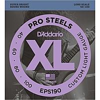 Гитарные струны D'Addario EPS190 (для бас-гитары)